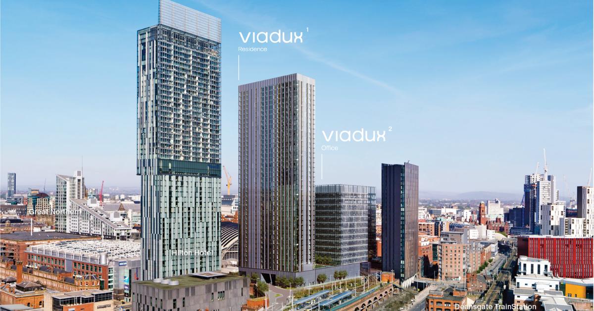 Viadux - Manchester, UK